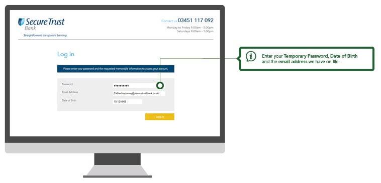 How do I register for Internet Banking?